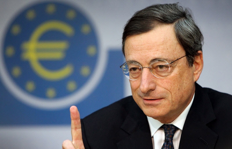Mario Draghi Is The Ointed President Of European Central Bank Ecb For Period 1 November 2017 31 October 2019 Since Was Elished